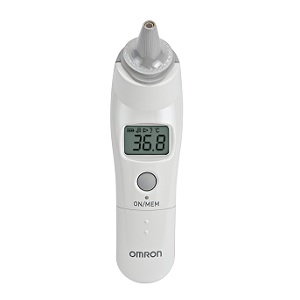 Omron Ear Thermometer MC-523