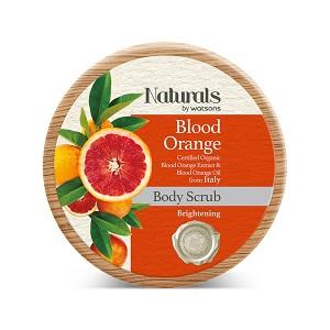 Watsons Blood Orange Body Scrub