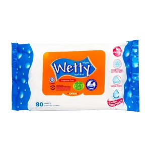 Wetty Wet Wipes