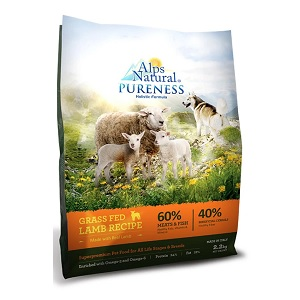 Alps Natural Pureness Dog Wet Food Lamb