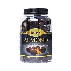 Beryl's Dark Chocolate Coated Almonds