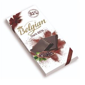 The Belgian Dark Chocolate 85%