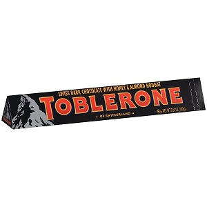 Toblerone Swiss Dark Chocolate