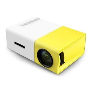 BANOSS YG300 4K Projector