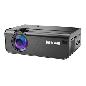 Mirval YG500 Mini LED Projector