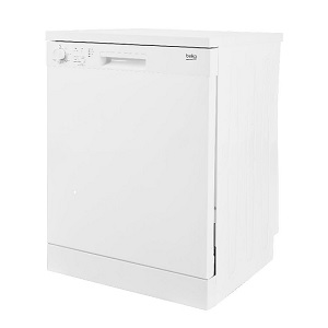 Beko DFN05R11W Freestanding Dishwasher