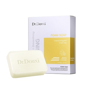 Dr. Douxi Essence of Eggshell Cream Soap Face Cleanser