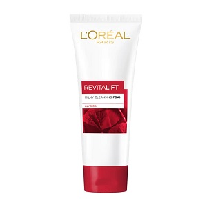 LOreal Paris Revitalift Anti Aging Milky Cleansing Foam