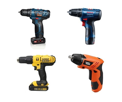 Best Cordless Drill Malaysia